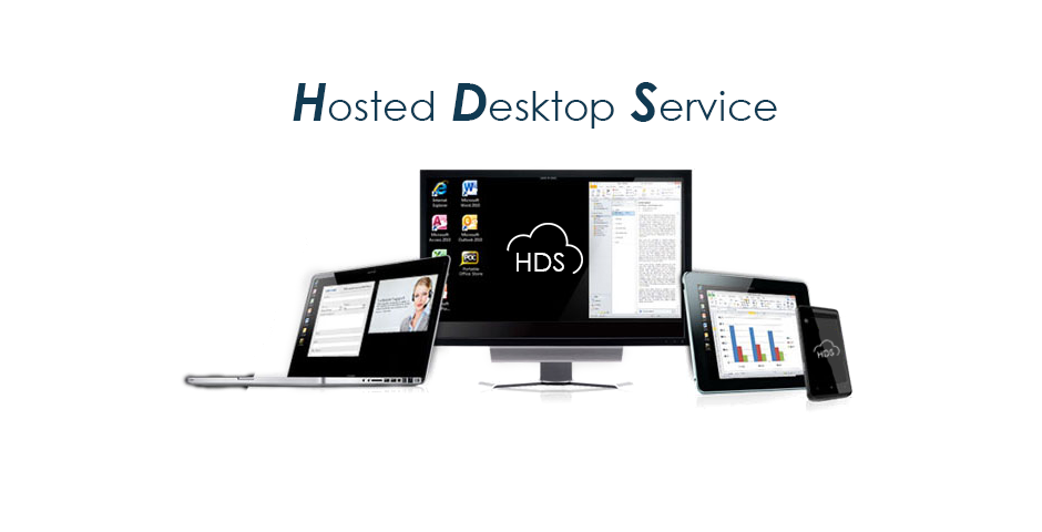 Hosted Desktop Solution